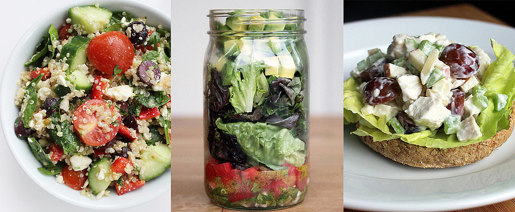 The Fit Girl's Guide to Healthier Lunches