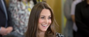 The Duchess of Cambridge Supports Kids and Families With a Special Visit