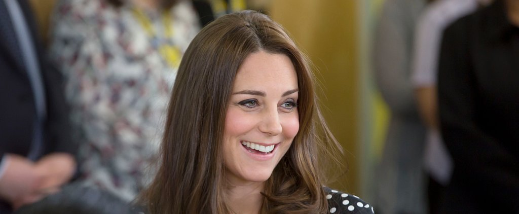 Kate Middleton Supports Kids and Families With a Special Visit