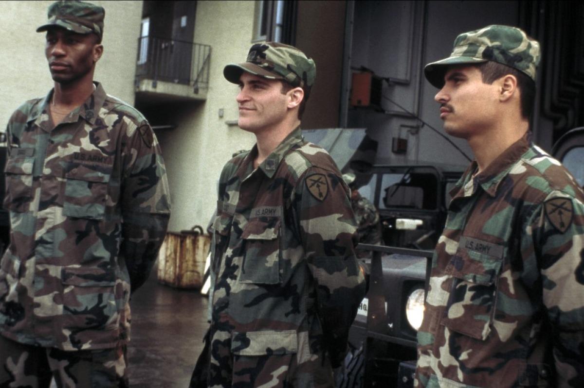 Buffalo Soldiers 2001 Buffalo Soldiers