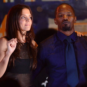 Are Katie Holmes and Jamie Foxx Dating?