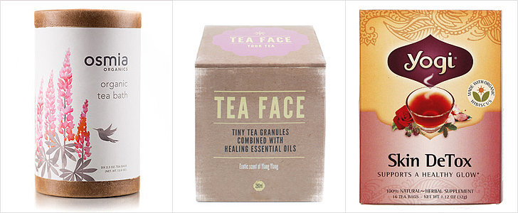 8 Ways Tea Can Give You Flawless Skin