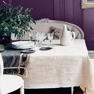 Tablecloth Styling Tips