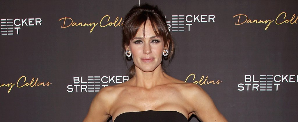 Jennifer Garner Looks Absolutely Stunning While Promoting Her Latest Movie