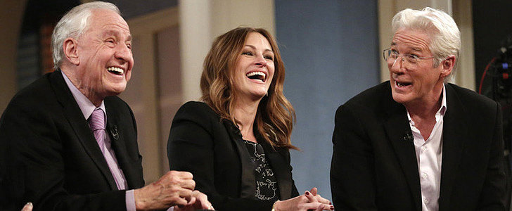 The Cast of Pretty Woman Reunited For the First Time in 25 Years