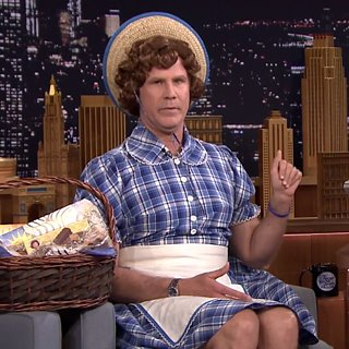 Will Ferrell as Little Debbie on Jimmy Fallon