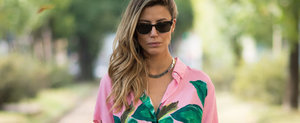 Street Style That Proves You Need Tropical Prints This Spring