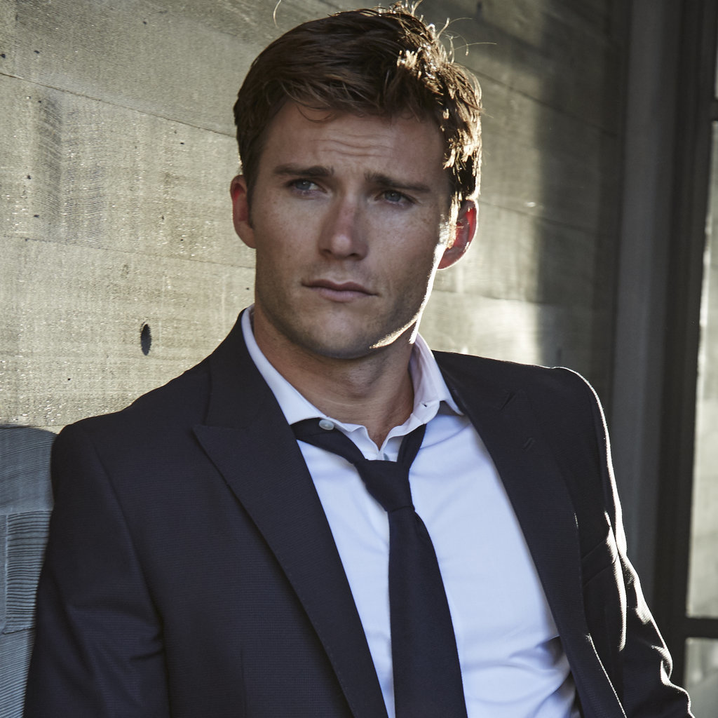 Scott Eastwood In Treats Magazine March 2015