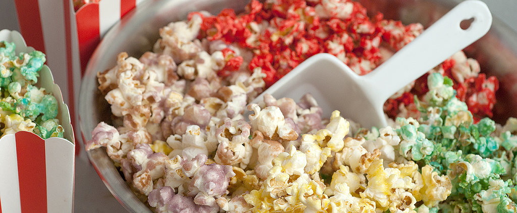 The Popcorn Upgrade That Will Make Family Movie Night Really Special