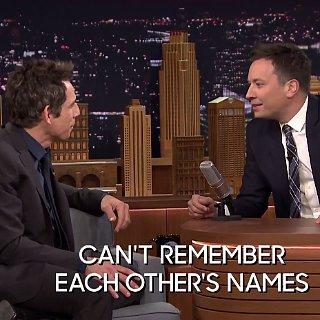 Ben Stiller on Jimmy Fallon | March 20, 2015