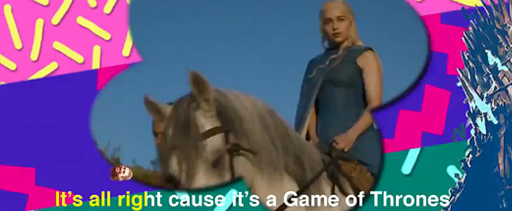 This Saved by the Bell and Game of Thrones Mashup Is Surprisingly Perfect