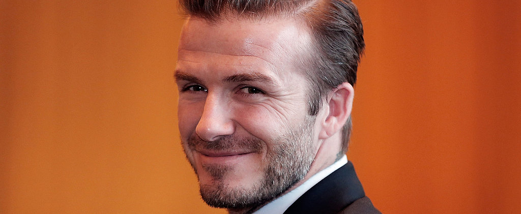 40 Photos That Prove David Beckham Is the Most Photogenic Man on the Planet