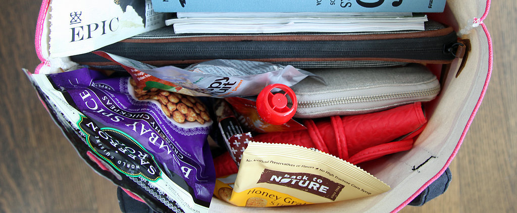 Skip the Airport Junk and Pack These Travel Snacks Instead