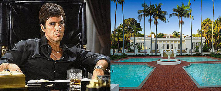 The $35M Real-Life Scarface House Is Even More Opulent Than in the Movie