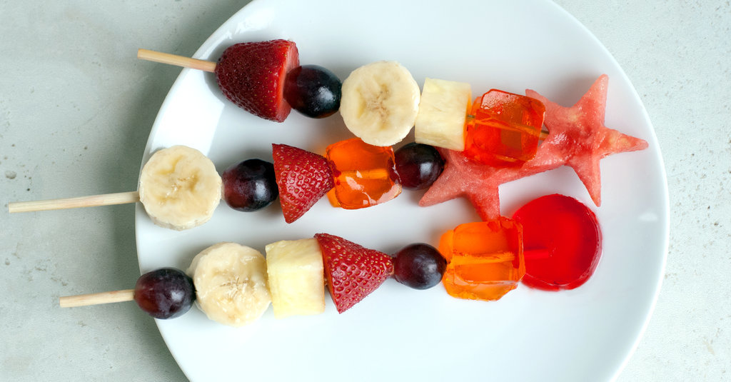 Create Afternoon Magic With These Fruity Wands