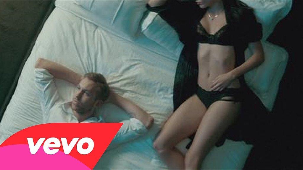 """""""Blame"""" by Calvin Harris featuring John Newman"""