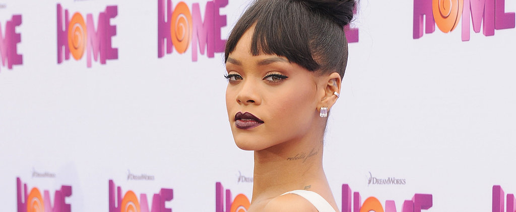 You've Never Seen Rihanna Look This Ladylike
