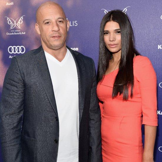 Vin Diesel Names His Daughter Pauline