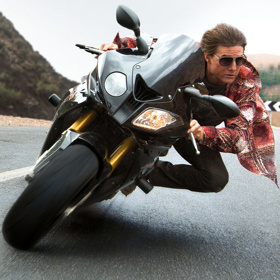 Mission: Impossible 5 Trailer