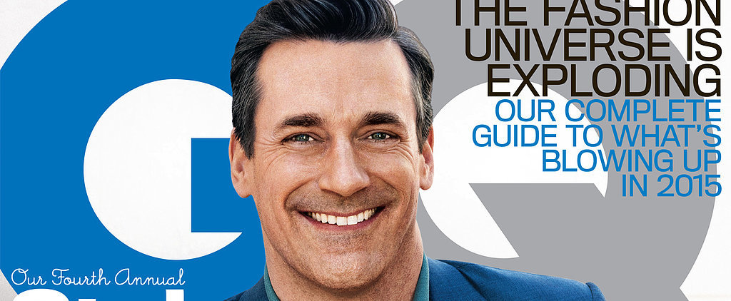 "Jon Hamm Doesn't Think Acting Is Hard: ""Um, It's Hard to Be a Baby-Heart Surgeon"""