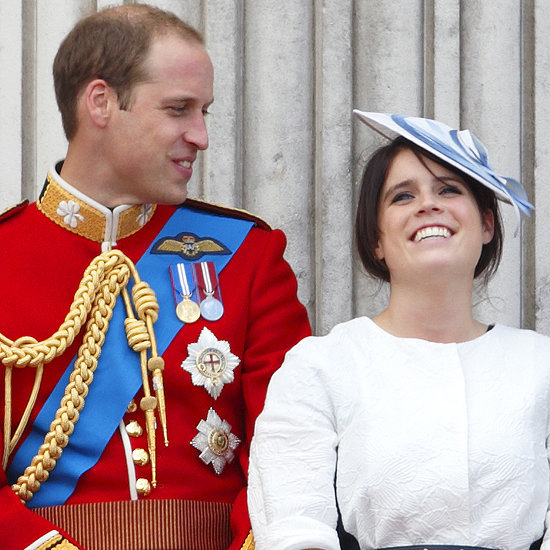 Old and New Pictures of Princess Eugenie Through the Years
