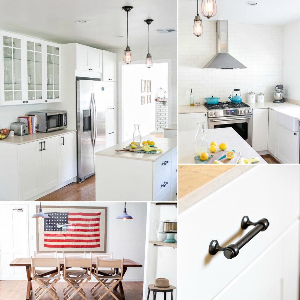 Kitchen Renovation Ideas Ikea: Ikea Cafe-Style Kitchen Remodel
