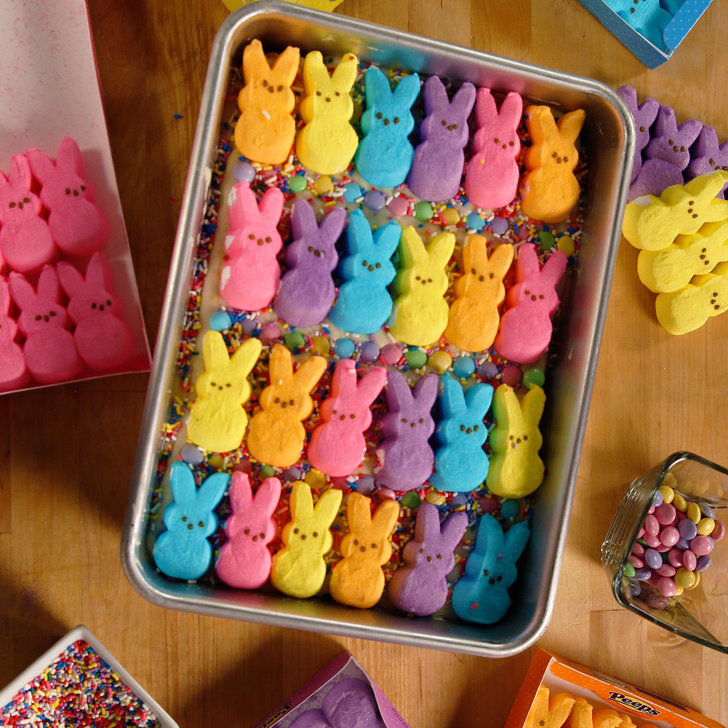 Chocolate Marshmallows Dunmore Candy Kitchen: The Ultimate Easter Peeps Cookie Bar