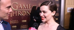 Emilia Clarke Reveals Who's on Her Game of Thrones Orgy Wish List