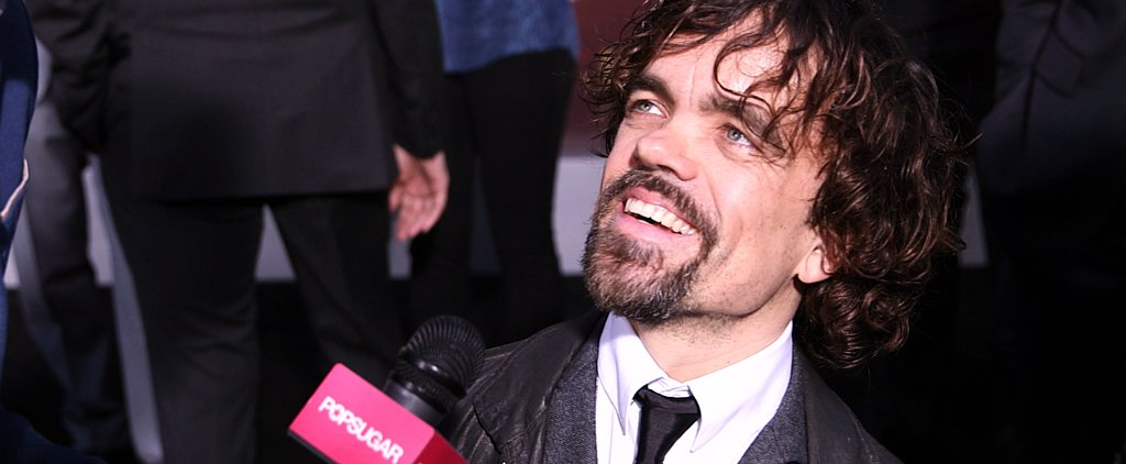 Peter Dinklage Revealed a Huge Game of Thrones Season 5 Spoiler