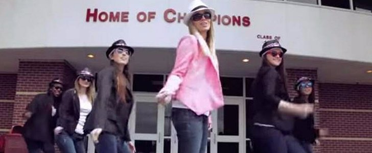 "This Teacher's ""Uptown Funk"" Parody Is Perfect Motivation For Mandatory Exams"