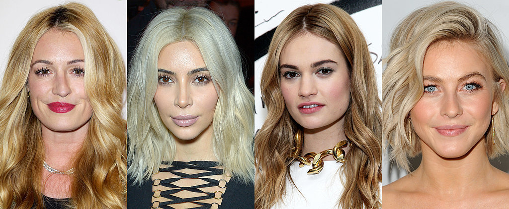 25 Blonde Spring Shades to Show Your Hairdresser