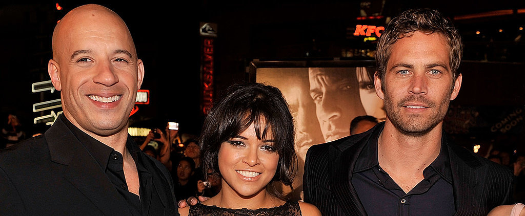 Michelle Rodriguez Opens Up About Losing Her Longtime Friend Paul Walker