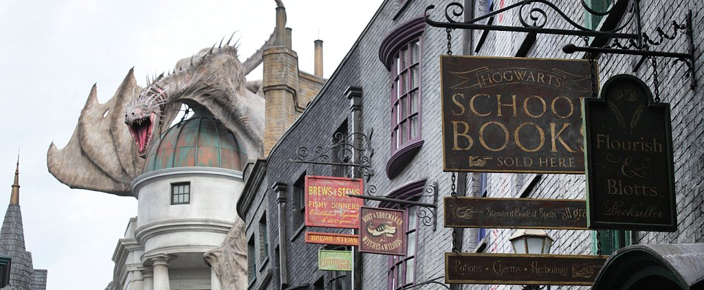 Muggles, Do Not Attempt This Harry Potter Bucket List