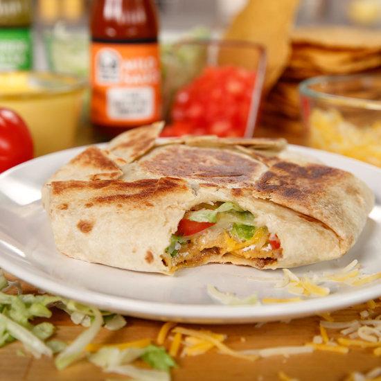 Taco Bell's Crunchwrap Supreme Recipe