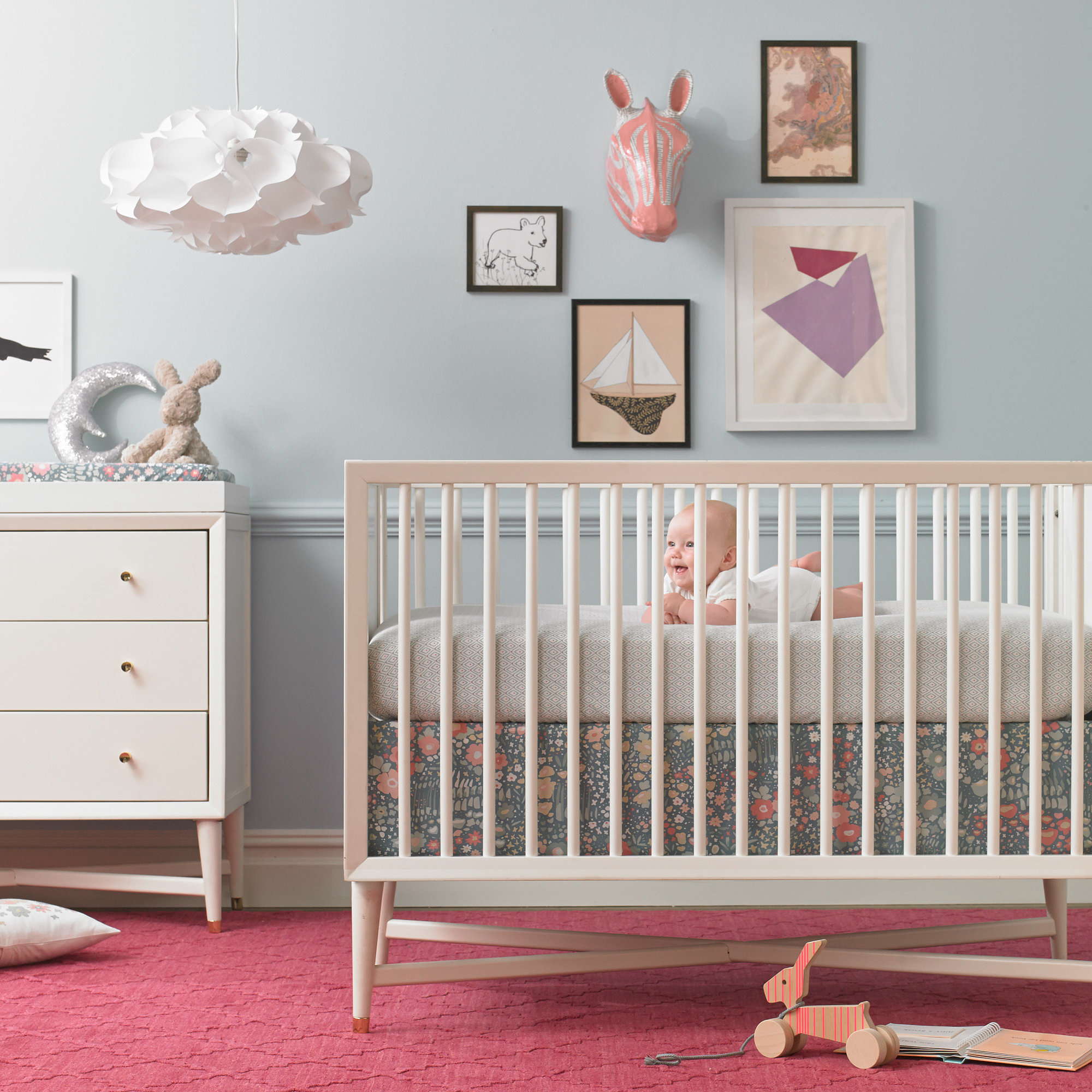 dwell studio nursery bedding 100 baby products we couldn