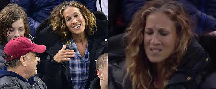Sarah Jessica Parker Gave Tom Hanks Quite the Dirty Look