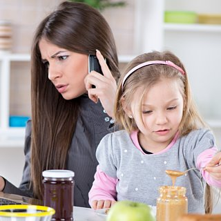Moms Feel Like They Can't Get Enough Done