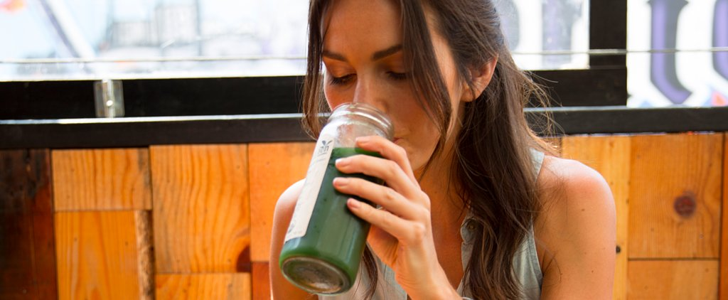You're Doing Your Detox All Wrong, Says This Nutritionist