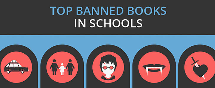Check Out a Cool Infographic of Historically Banned Books