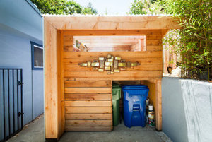 Houzz Call: How Do You Hide Your Trash? (5 photos)