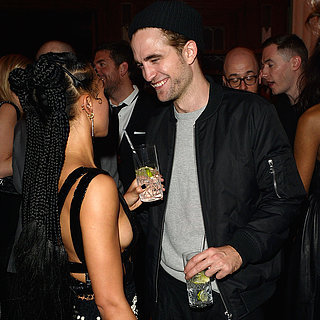 Robert Pattinson and FKA Twigs Cutest Picture