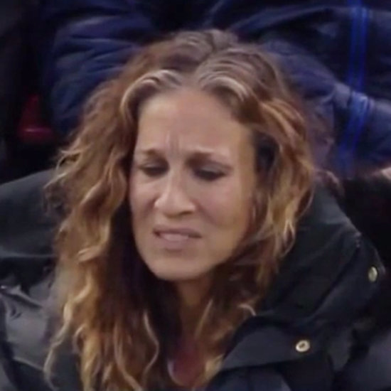 Sarah Jessica Parker Gives Tom Hanks a Look