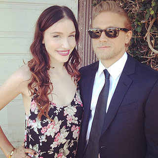 Charlie Hunnam's Girlfriend, Morgan