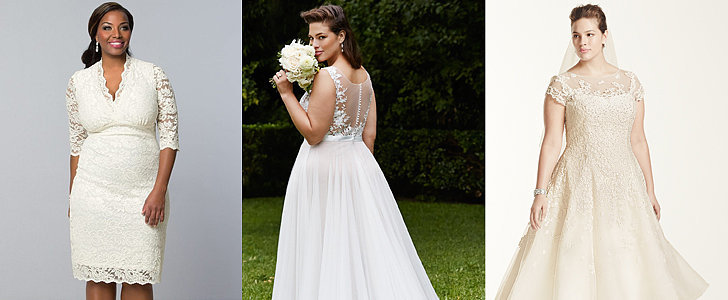 14 Gorgeous Wedding Gowns For Plus-Size Women