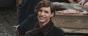 See Eddie Redmayne in His Next Role as a Transgender Woman