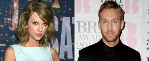 Taylor Swift and Calvin Harris Hold Hands at a Nashville Concert