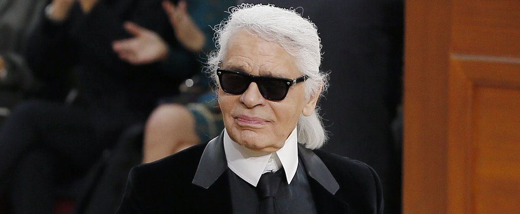 Find Out Why Karl Lagerfeld Refuses to Go to a New Exhibit of His Work