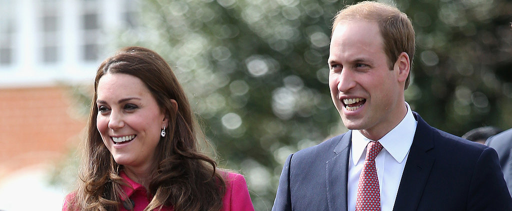 Kate Middleton Makes Her Last Pregnant Appearance Before the Baby's Arrival