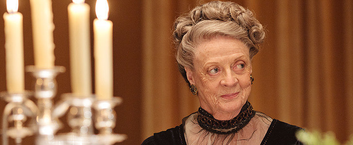 You Don't Have to Be a Downton Abbey Fan to Love These Sassy Lady Violet Lines