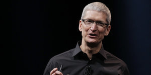 Apple CEO Tim Cook 'Deeply Disappointed' In Indiana's New Anti-Gay Law